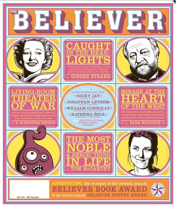 The Believer May 2012